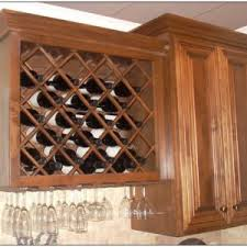 kitchen cabinet wine rack insert cabinet home decorating ideas