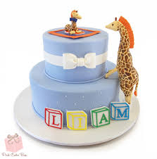 giraffe themed baby shower cake custom baby shower cakes