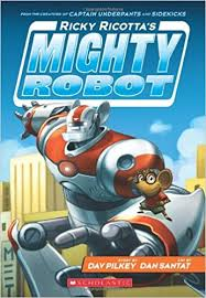 Ricky Ricotta | amazon com ricky ricotta s mighty robot book 1 9780545630092