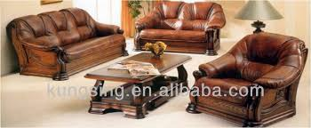 Leather And Wood Sofa Wood And Leather Sofa Furniture Favourites