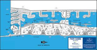Sebring Florida Map by Park Shore Map Link Team Florida