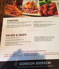 駑ission de cuisine sur 2 taste of hawaii gordon biersch honolulu international airport