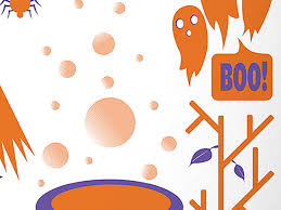 Halloween Banner Clipart by Silkscreen Halloween Poster U2014 Sarah Renee Design