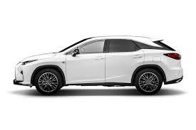 lexus rx white 2017 lexus rx 350 sports luxury 3 5l 6cyl petrol automatic suv