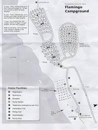 Everglades National Park Map Np Campground Review U2013 Flamingo Campground Everglades National