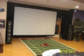 elite home theater screens busterbrown u0027s home theater gallery buster brown 20 photos
