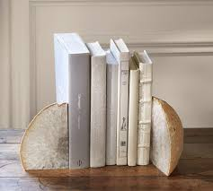 geode bookends pottery barn au