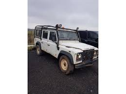 land rover jeep defender for sale land rover defender 110 2 5 for sale in rossendale north west