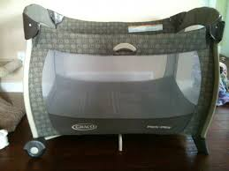 Change Table For Sale Graco Deluxe Playpen Bassinet Change Table For Sale In Salmon