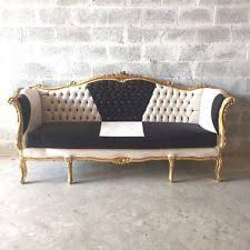 Old Fashioned Sofa Styles Antique Sofas U0026 Chaises 1900 1950 Ebay