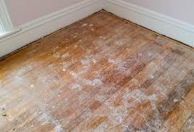 bubbles in our third coat of floor varnish doityourself com