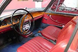 bmw e3 interior complete interiors for bmw cs coupes class e9 from