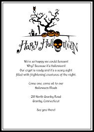 halloween invitation u2013 free templates u2013 fun for christmas