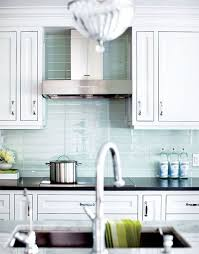 Glass Backsplash For Kitchen by Glass Backsplash No Grout Use Starfire Glass To Eliminate Green