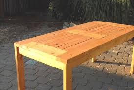 Build A Patio Table How To Build A Patio Table New How To Build A Diy Patio Table With