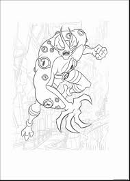 good ben arms coloring pages ben 10 coloring pages