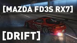 rx7 drift drift handling mazda fd3s rx7 gta5 mods com