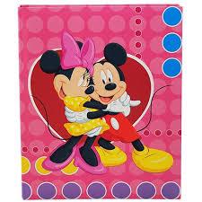 minnie mouse photo album album books