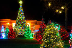 light display los angeles best holiday lights shows in orange county cbs los angeles