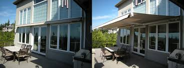 Sun Awnings Retractable Patio Covers U0026 Retractable Awnings Bellevue Wa Eastside Tent