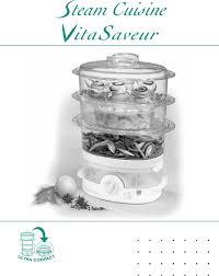steam cuisine vitasaveur handleiding seb vitasaveur pagina 1 9 français