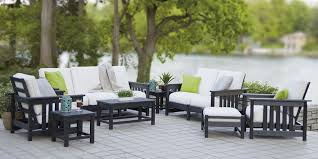 Furnishing Your Vermont Dream Home DIY Shopping Tips - Upscale outdoor furniture