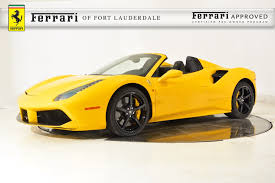 ferrari yellow and black new ferrari california t 458 spider ff