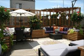 Decorating Decks And Patios Sunday Decor Outdoor Terrace Inspiration Hassle Free Deck