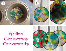 easy kid friendly diy ornaments ornaments
