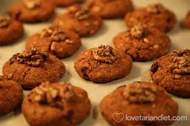 vegan free gingerbread cookies healthy and delicious