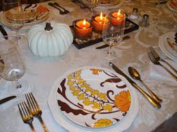 Thanksgiving Table Settings by 6 Cutest Thanksgiving Table Decoration Ideas Hug2love