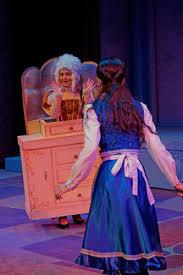 grande costume madame de la grande bouche and beauty and