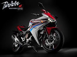 honda cbr500r 2016 honda cbr500r full details latest news doble motorcycles