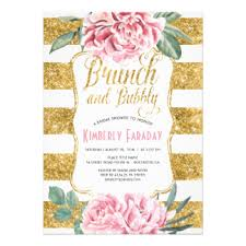 chagne brunch invitations brunch bubbly gifts on zazzle