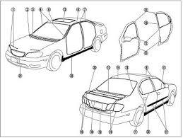 repair manuals nissan cefiro a33 repair manuals