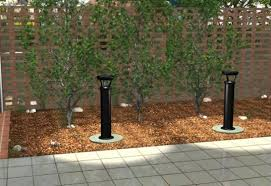 Solar Lights For Backyard Reliance Foundry Launches Cutting Edge Solar Bollard Lamp For