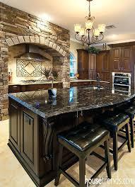 powell pennfield kitchen island blck islnd dds contrst iry black finish kitchen island lighting
