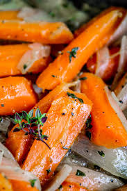 sautéed carrots and shallots with thyme the food charlatan