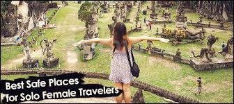 best safe places to travel to for destinations around the