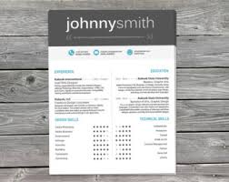 Photography Resumes Creative Resume Templates For The Modern World By Kukookresume