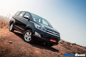 toyota innova 50 of toyota innova crysta sales are for automatic variant
