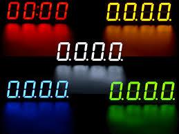 red matrix gif new products adafruit 4 digit 7 segment led matrix display