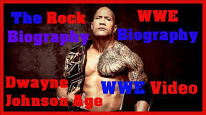 the biography of dwayne johnson the rock biography dwayne johnson age wwe biography the rock