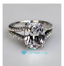 2 carat cushion cut diamond sted pt950 cebty brand 2 carat cushion cut synthetic diamond