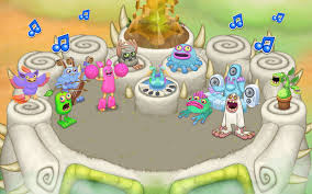 My Singing Monster My Singing Monsters Big Blue Bubble