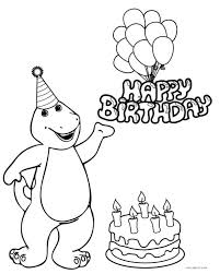 coloring pages birthday coloring sheets printable happy birthday