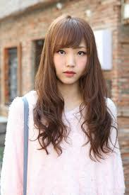 waivy korean hair style photo gallery of long wavy hairstyles korean viewing 12 of 15 photos
