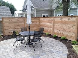 residential fence installation grand rapids mi straight line fence