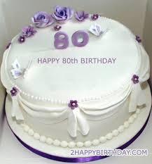 80th birthday cakes happy 80th birthday cake with name edit 2happybirthday