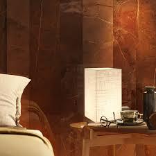 finether minimalist wood desk lamp u0026 table lamp amazon com
